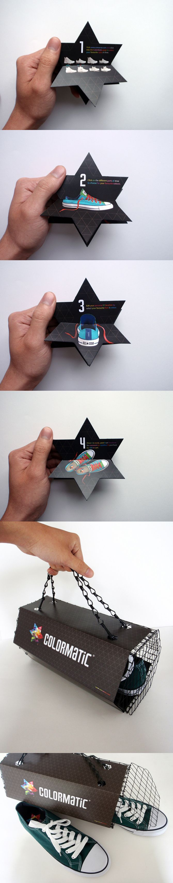 cool packaging PD