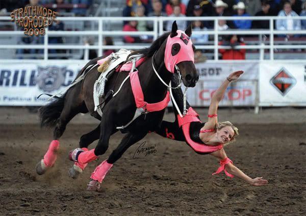 amber graham trick riding