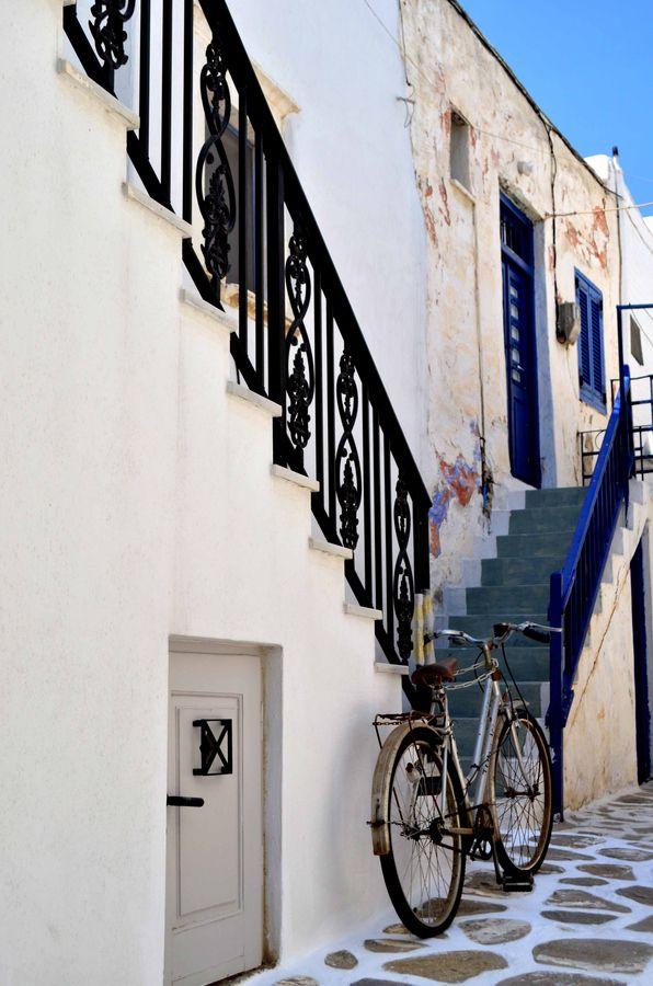Vintage memories, Paros, Greece