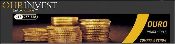 Ourinvest Entrecampos, Lisboa.  Compro ouro e prata.