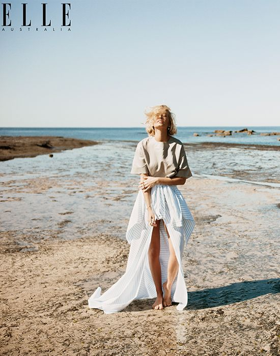 The business of being Lara Bingle | Elle