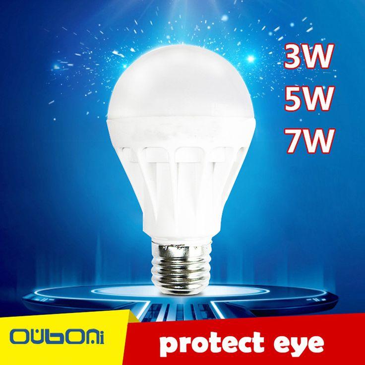 GEEXONG Estrenar LLEVÓ La Lámpara 3 W 5 W 7 W Bombilla LED Bombillas de Iluminación Fría blanco/caliente blanco de la CA 110 V