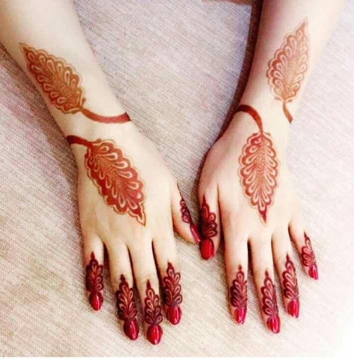 Mehndi Designs For Hands Red : Best lovely henna images on pinterest mehndi