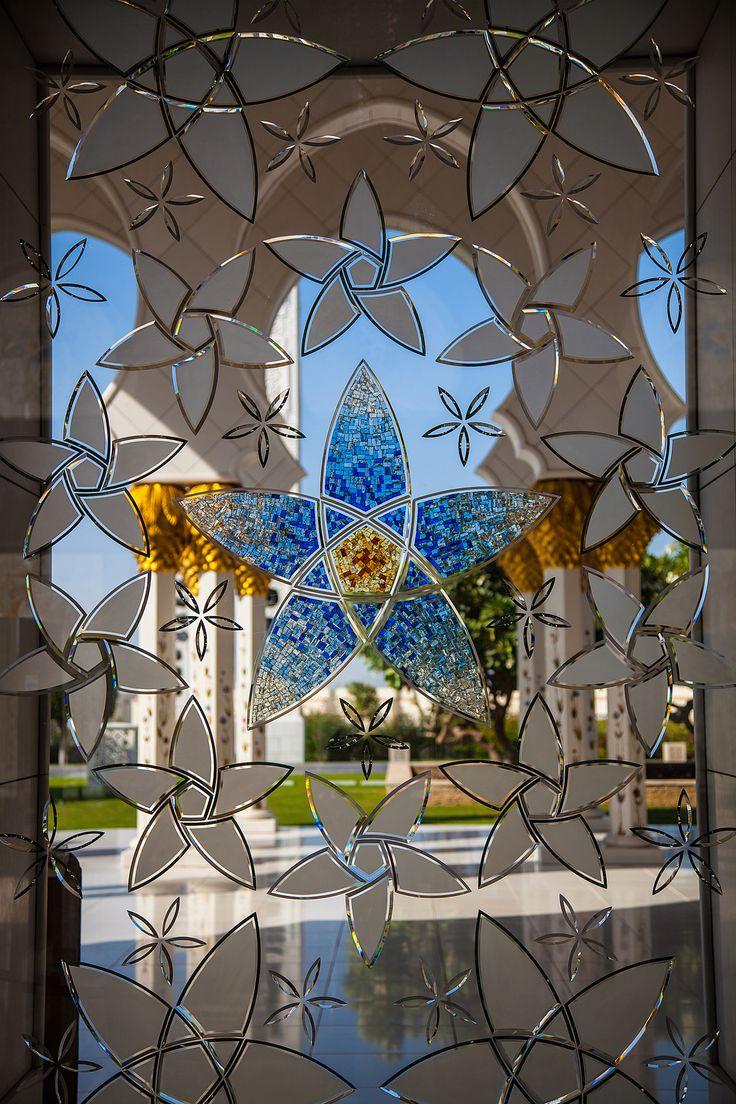 Sheikh-Zayed-Moschee, Abu Dhabi - ©Carambol