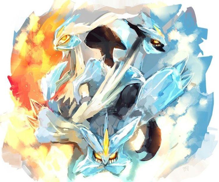 how to get kyurem in pokemon legends