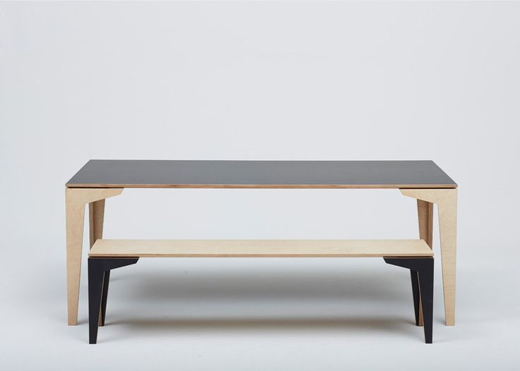 Tim Webber Design Floating Dining Table (Group) I am really interested in his elegant simplistic designs