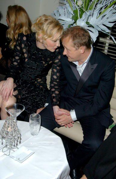 Cate Blanchett and husband Andrew Upton