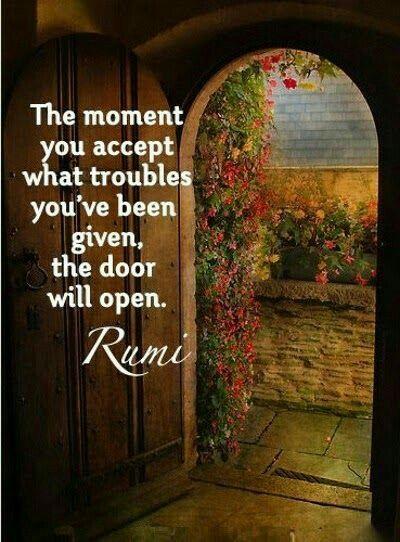 25 best rumi love ideas on pinterest rumi love quotes for Door quotes rumi