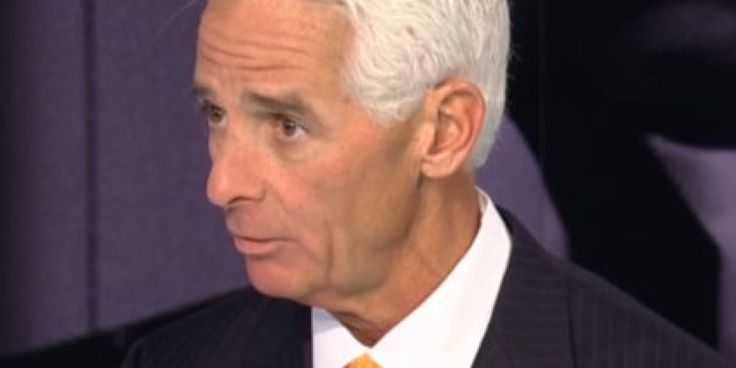 Charlie Crist: 'Intolerable' Racism Is A 'Big Reason' Why I Left The GOP