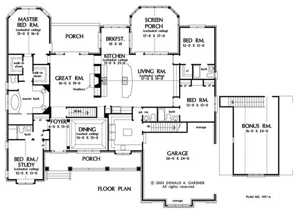 18 best images about home floor plans with basement on for House plans with basements one story