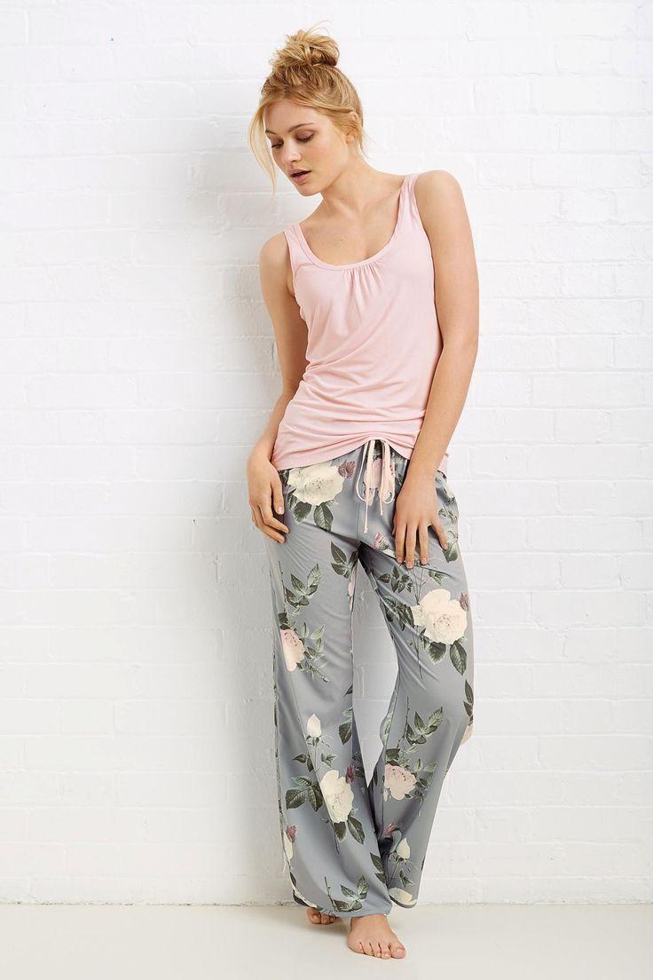 Buy Grey Print Pyjamas from the Next UK online shop