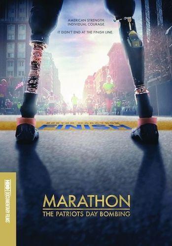 Marathon: The Patriots Day Bombing [DVD] [2016]