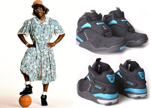 845c79a3690 Larry Johnson - Rookie of the Year - Converse React