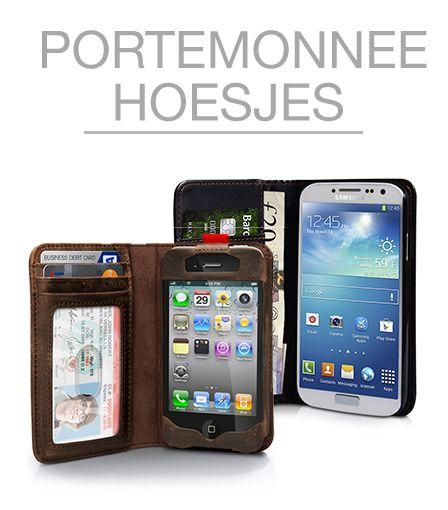 Huawei Ascend P7 Portemonnee Hoesjes
