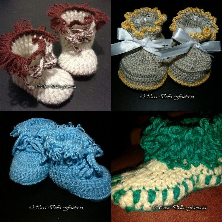 #scarpette #scarpettebaby #scarpetta #babycrochet #babylove #baby #crosetare #crocheting #crochetwork #crochet #crochetlove #chrocheting #chrochet #chrochetbaby #casadellafantasia #madeinitaly #fatoamano #uncinettochepassione #uncinettomania #uncinetto #youtube #beautifulcreatures