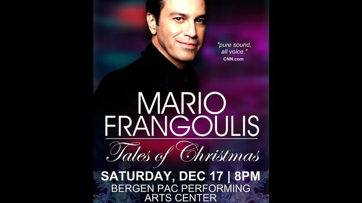 Mario Frangoulis on Cosmos FM December 10, 2016