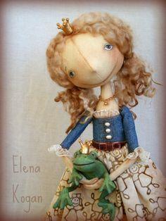 Блог Елены Коган: Царевна с лягушкой