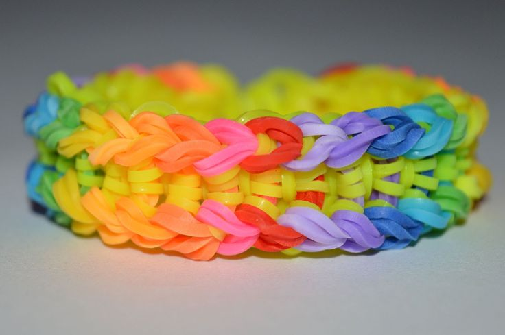 loom bands tutorial step by step instructions