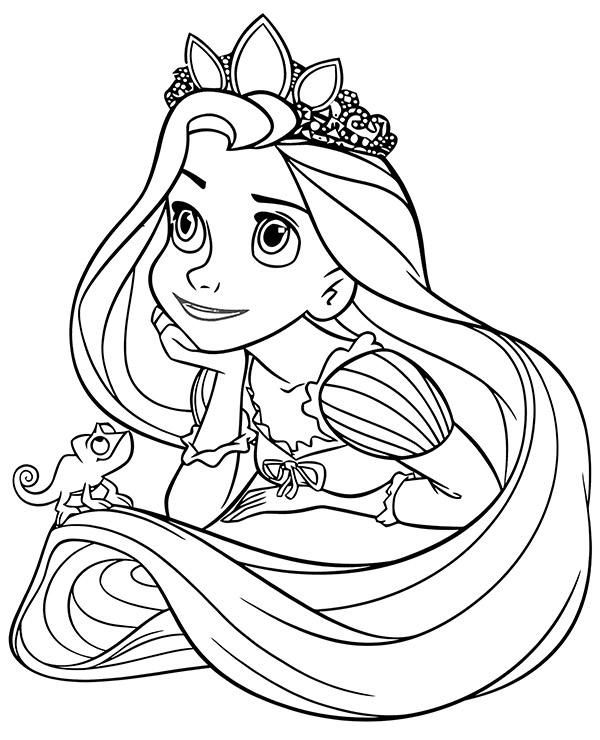 Najbardziej Lubiany Ksiezniczki Disney Kolorowanka Kolorydladzieci