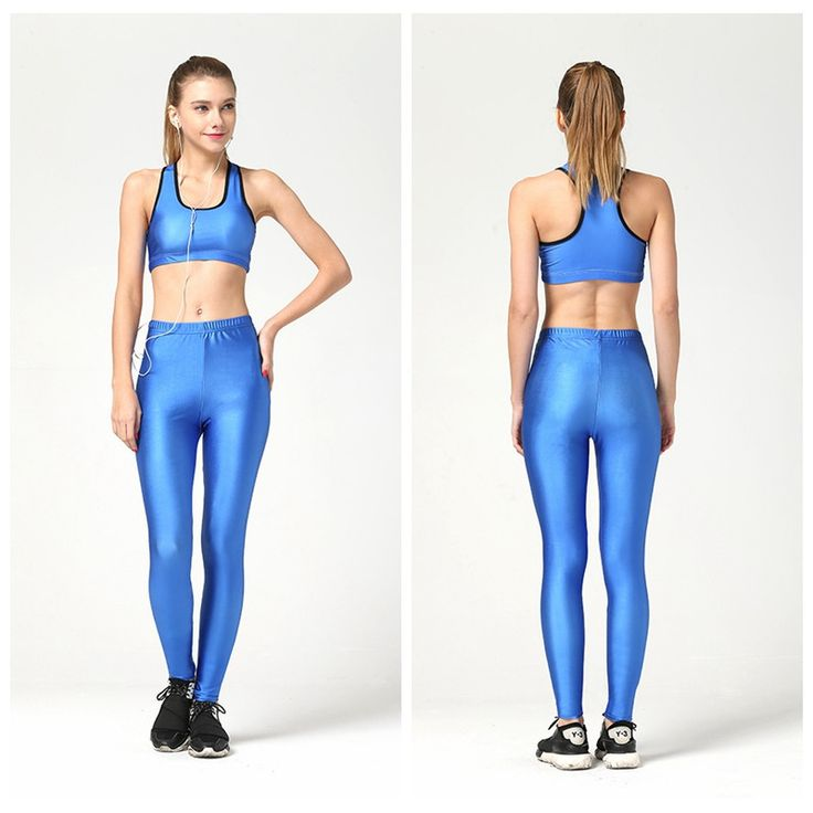 Yoga Sport Set Jogging Fitness Wear High Waist Bra Pant Suit Women Workout Clothing Bodybuilding Tracksuit Training Woman LNSTZ -*- AliExpress Affiliate's buyable pin. Click the VISIT button to enter www.aliexpress.com #Sportbras