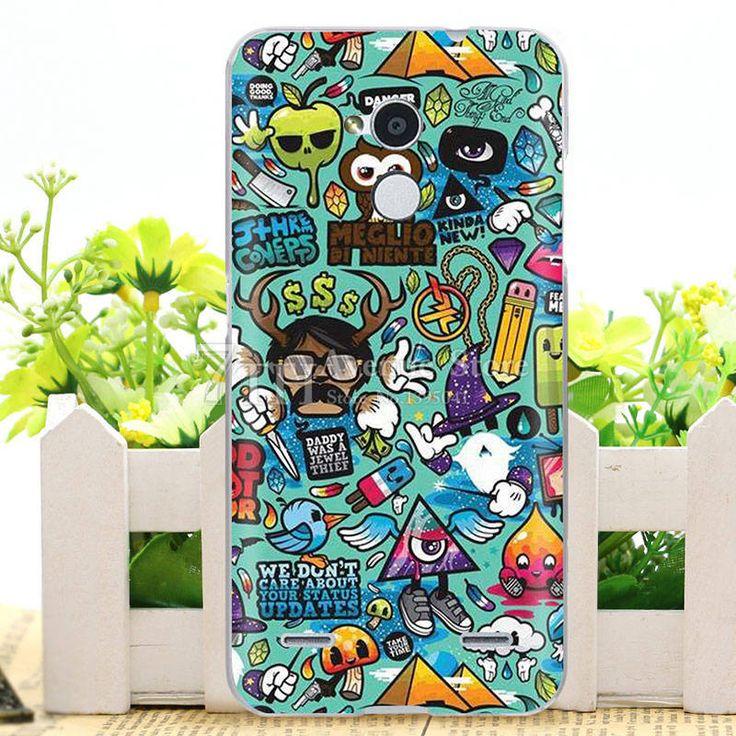 Silicone Soft Tpu Case For ZTE V7 Lite Printing Cool Design Back Cover For ZTE Blade V7 Lite Phone Cases
