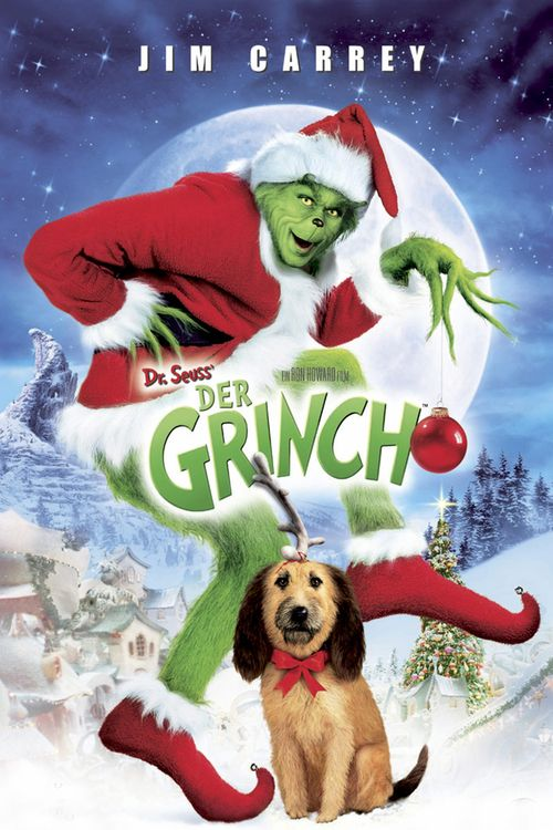 How the Grinch Stole Christmas 【 FuII • Movie • Streaming