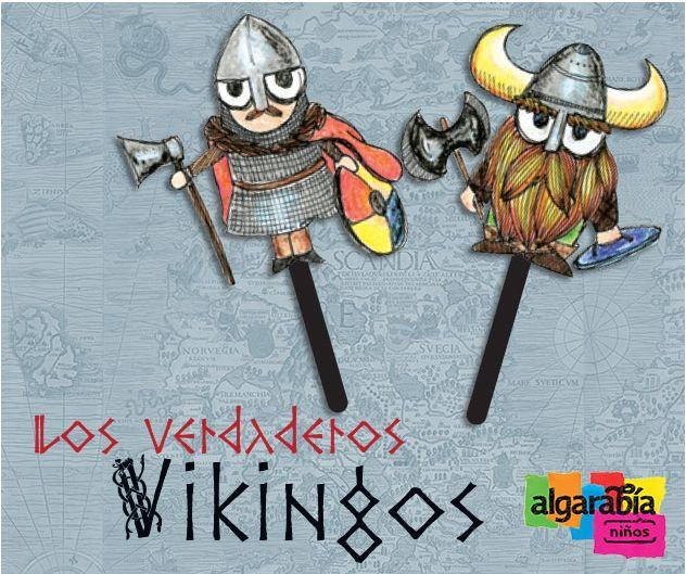 Los verdaderos vikingos http://algarabianinos.com/descubre/los-verdaderos-vikingos/