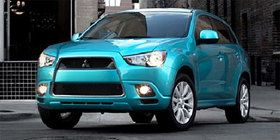 2011 Mitsubishi Outlander Sport, I am absoultey in LOVE with this vehicle and I swear one day I will have one!!