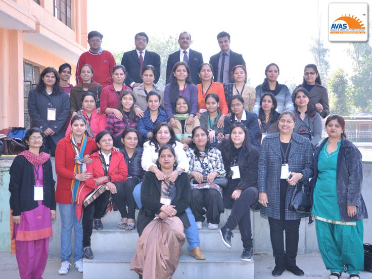 STAFF photo at FIRST NLC held in SD Public School, Pitampura