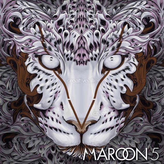 Maroon  V Tour Indonesia