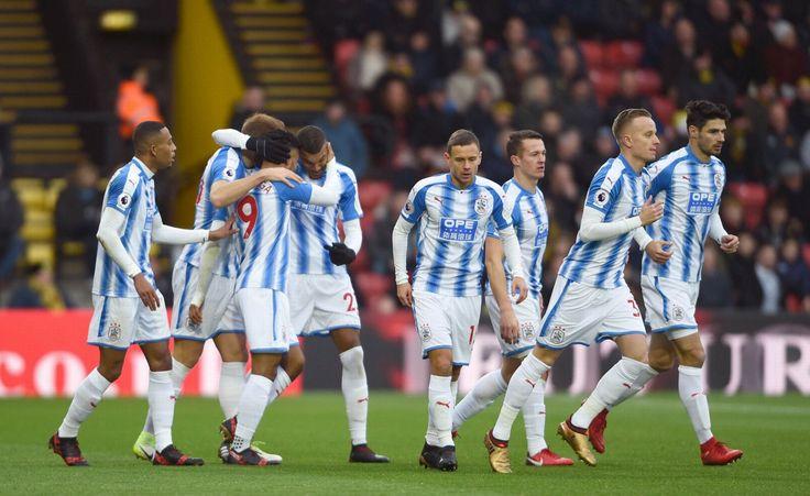 Watford 1 v Huddersfield Town 4