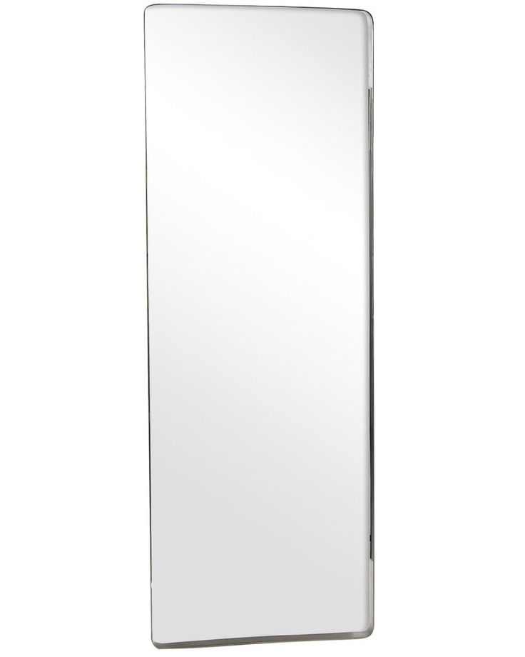 Pewter Framed Full Length Wall Mirror, Large | Free Delivery