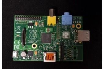 Raspberry Pi mini-computer, afgeslankt model. Handige ICT-toepassing op school?