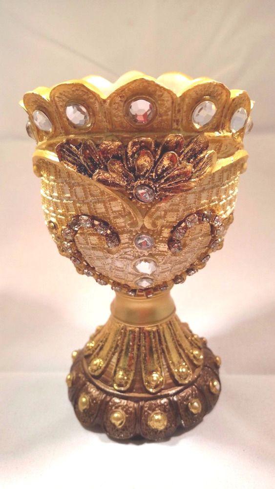 Decorative Arabic Mabkhara Mubkhara Incense Burner in Home & Garden, Home Décor, Home Fragrances   eBay!
