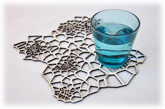Best 25 laser cut patterns ideas on pinterest laser cut for Drink coaster ideas