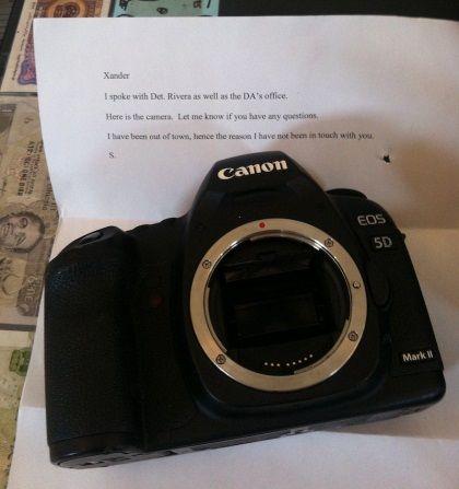 Stolen Camera Finder - successes