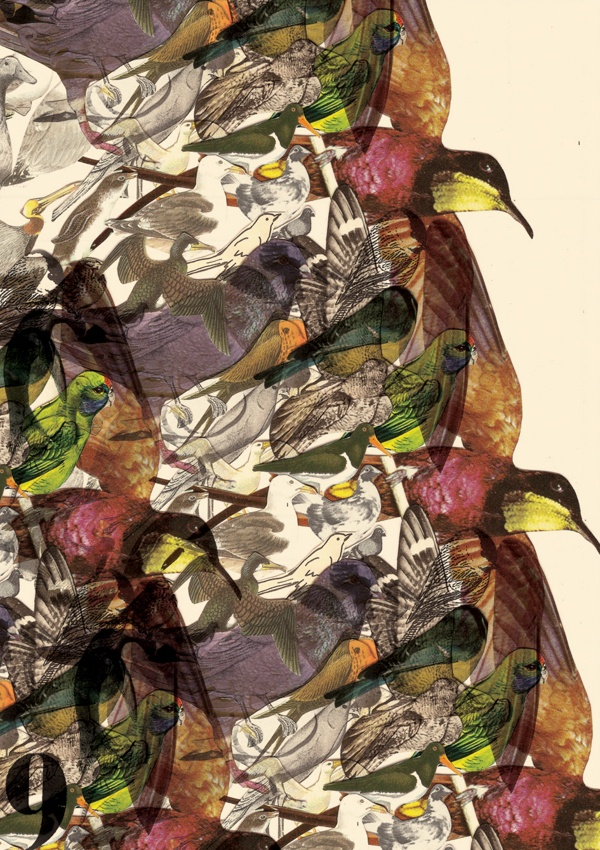 Kings of Convenience Album Redesign by Leah Kirsten, via Behance