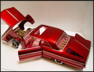 Loco 64 model car