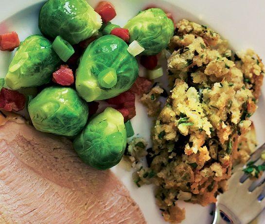 Herb and citrus stuffing | ASDA Recipes