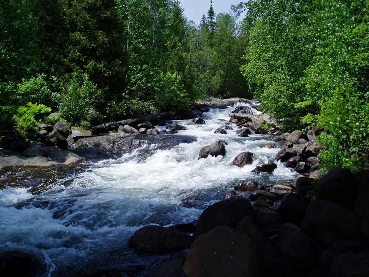 Spanish River Provincial Park - Ontario Parks, near Sudbury Ontario
