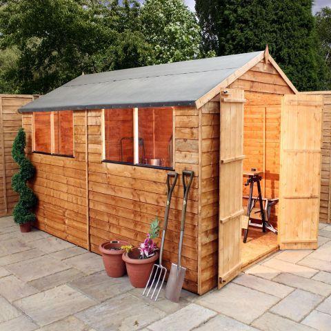 Garden Sheds Quick Delivery 27 best sheds i like images on pinterest | garden sheds, sheds and