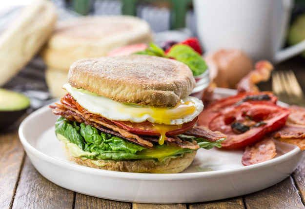 The Ultimate Breakfast BLT