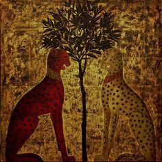 timur d'vatz pinterest | Artist : Timur D'Vatz Title : Byzantine Autumn Media : Original ...