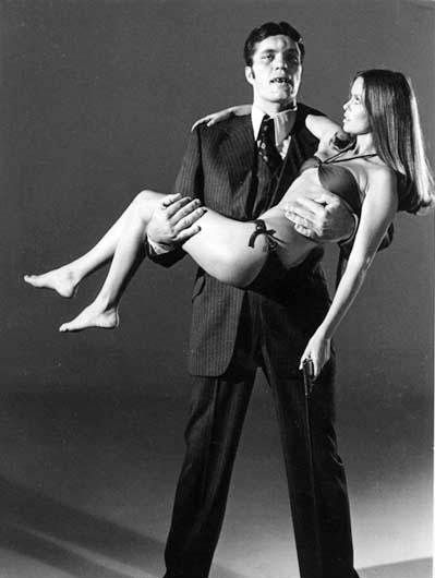 Richard Kiel Filmography