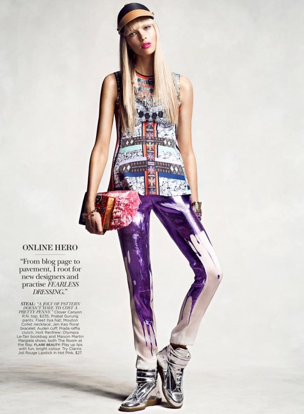 girl4: Photographers, Girls, Street Styles, Dr. Who, Fashion Editorial, July 2012