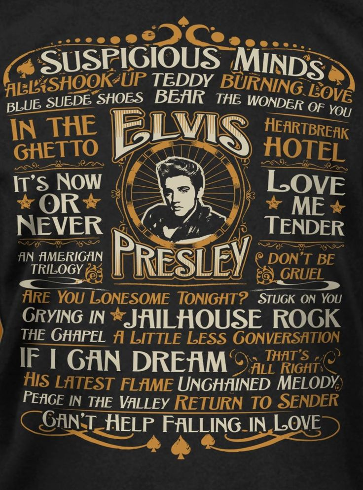 Lyric a little less conversation elvis presley lyrics : 501 best I love Elvis images on Pinterest