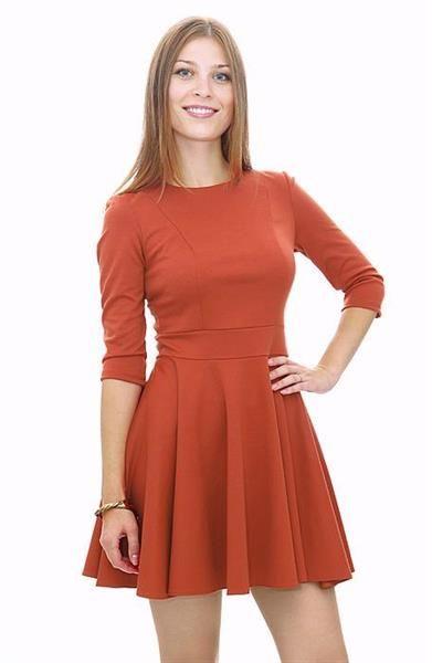 Купить платье юбка полусолнце