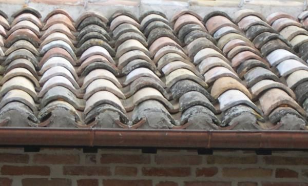 Roman Tiled Roof Construction Google Search House