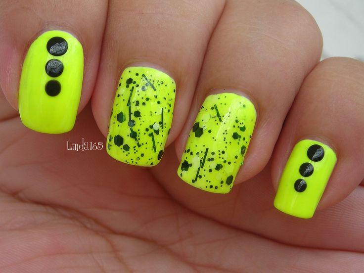 Mejores 177 imágenes de My nail art en Pinterest | Ideas de arte en ...