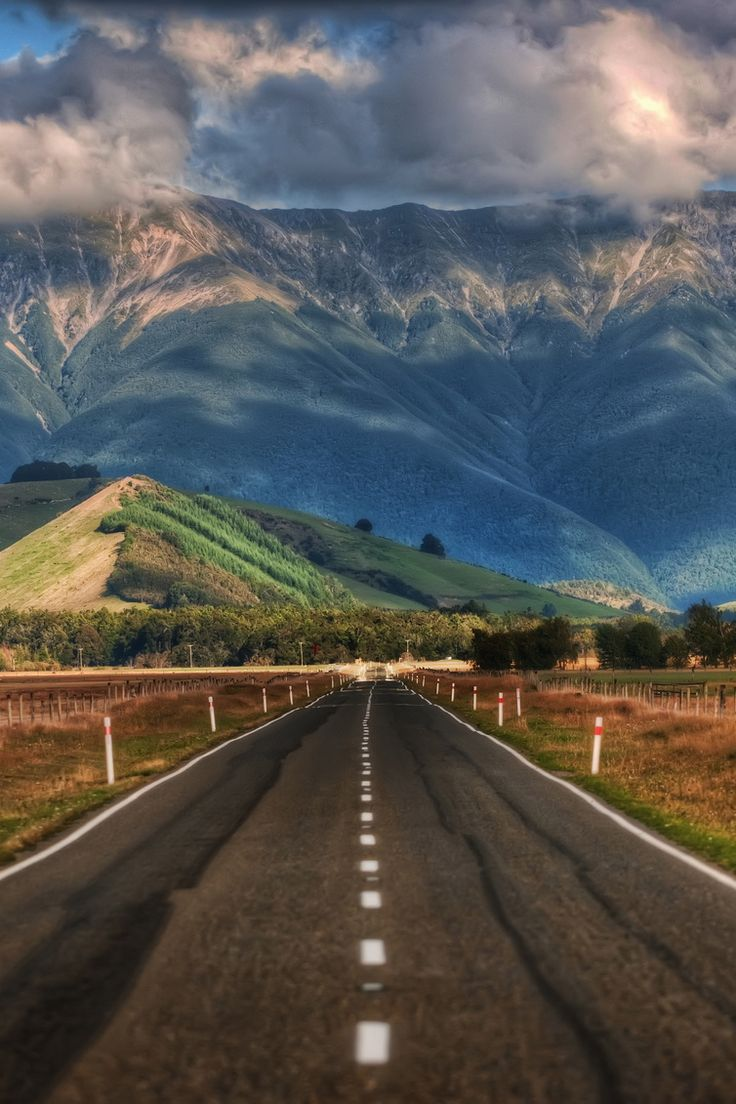 The Long Road in New Zealand. Visiting New Zealand is on my bucket list!